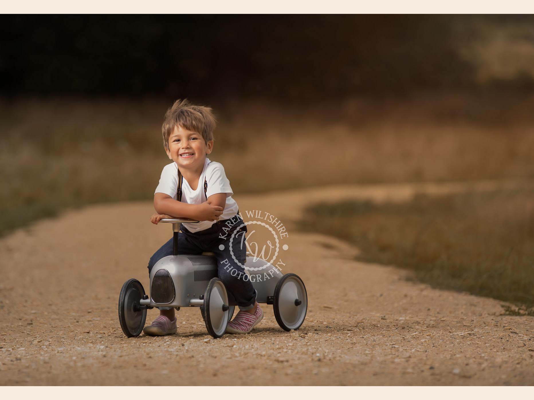 Kids photoshoot Dorset