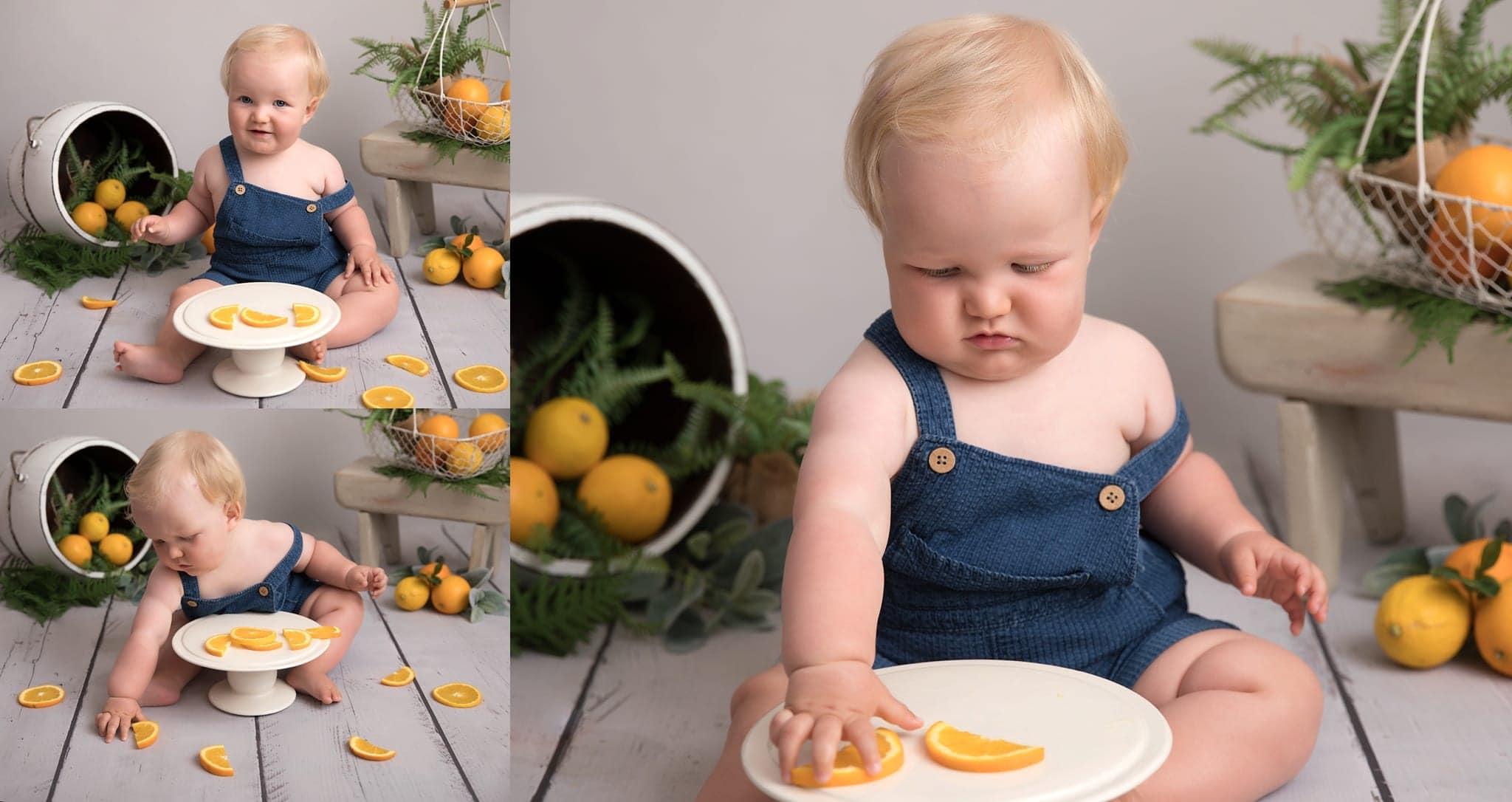 baby photographer Blandford