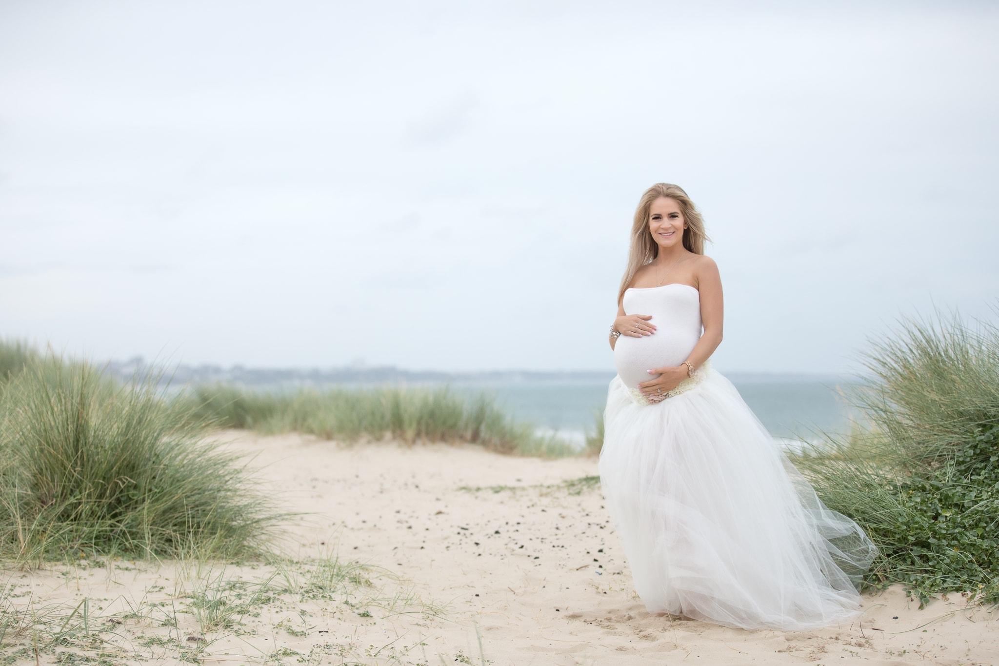 Beach Maternity Photo shoot