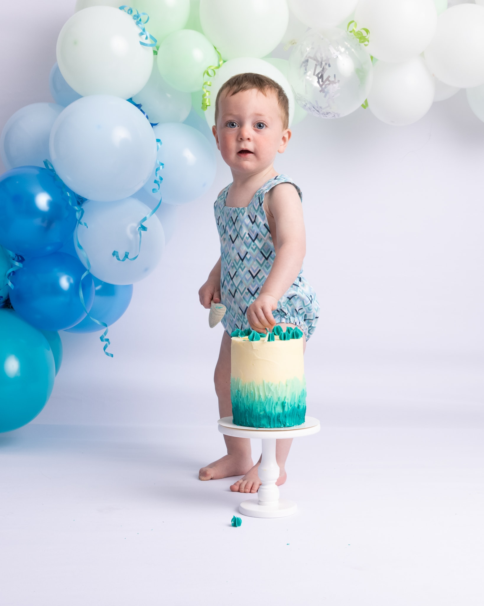 cake smash photographer