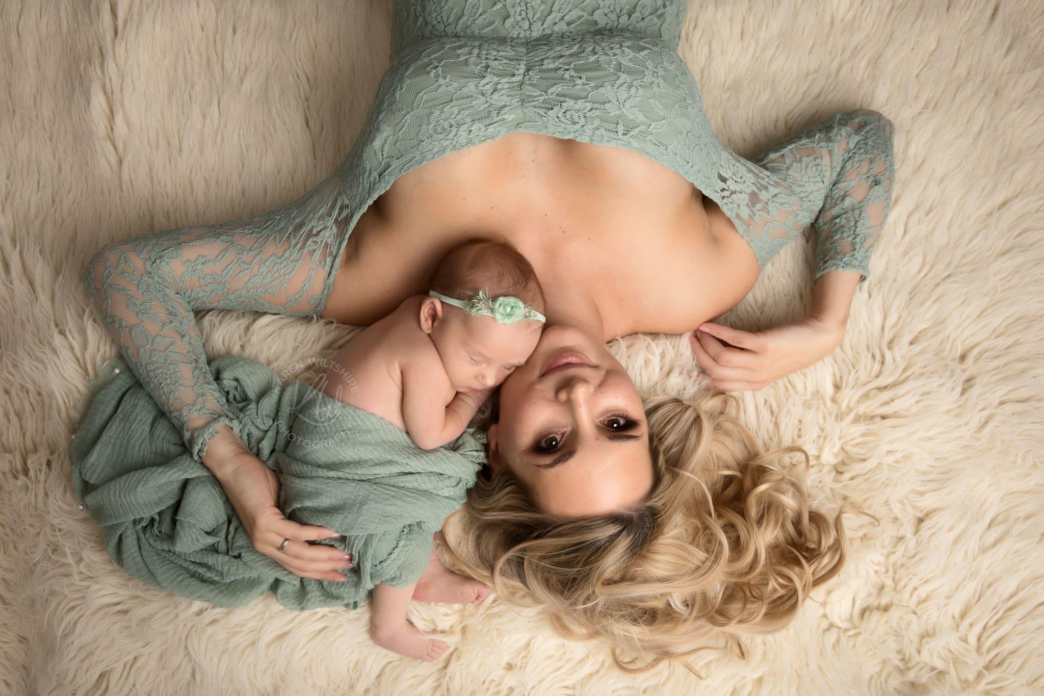 Poole newborn photographer